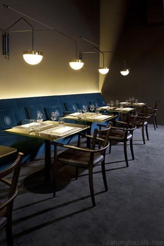 Luxury interior design by fendi casa interiors paperblog - Cafe Trussardi New Concept To Launch In Dubai Restaurant