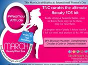 #WEARYOURATTITUDE Celebrate Women's with Special BeautyWish Nature's