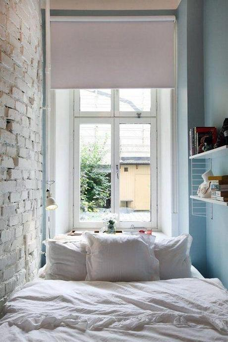 These 12 space-saving ideas for small bedrooms will ensure that your sleeping space is calm and restful — no matter how small!