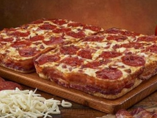 Can't Look Away From Little Caesars Bacon Crust Pizza
