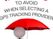 Mistakes Avoid When Selecting Tracking Provider