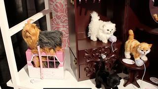 Toy Fair 2015- The Queen's Treasures/Laurent Dolls