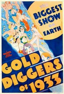 #1,653. Gold Diggers of 1933  (1933)