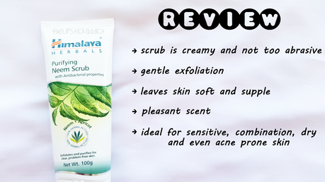 Himalaya Herbals Aloe Vera Face Wash and Purifying Neem Scrub