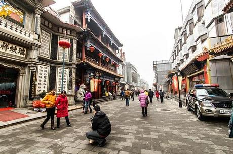 Popular scams or tourist traps in China