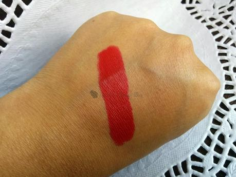 #LorealParisIn Collection Star Pure Reds #Lipstick #PureRouge - #Review, #Swatch & #LOTD