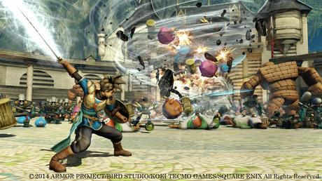 Dragon Quest Heroes coming west in 2015, PS4 only