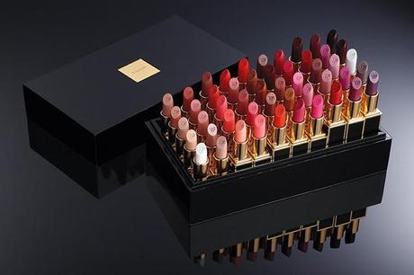 Tom Ford Lips & Boys Full Collection