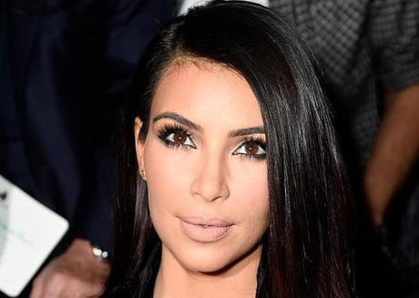 Kim Kardashian Shares Her Beauty Routine—And Yes It's Long!