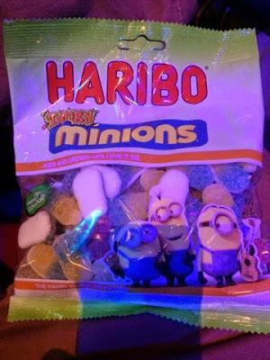 Today's Review: Haribo Tangy Minions