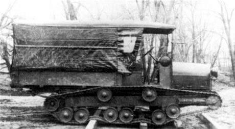 the Martin Crocodile, 1924 Ford conversion for the US Army