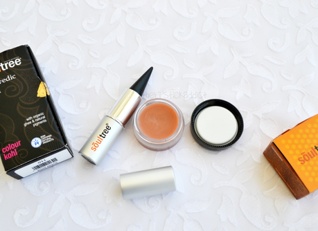 SoulTree Kohl and Lipbalm