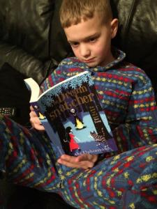 The DreamSnatcher book review & Competition!