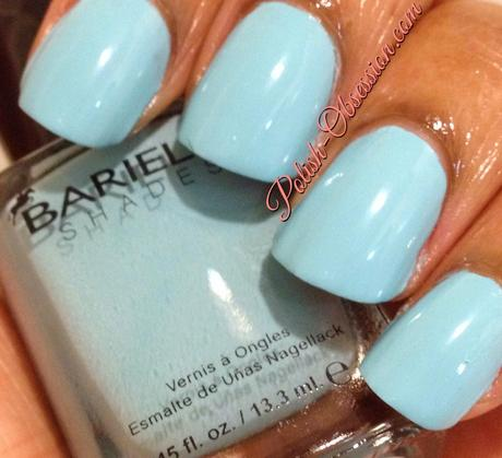 Barielle Gentle Breeze Collection - Swatches & Review
