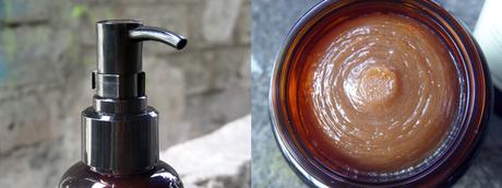 Review: Klair's Cleansing Combo (Oil & Sugar Polish)