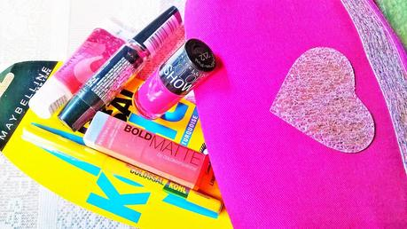 Maybelline Insta Glam Valentine's Gift Kit Review & Look