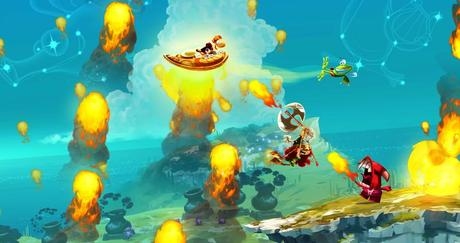 Rayman Legends, Tomb Raider & BioShock Infinite are next month's Xbox Games with Gold