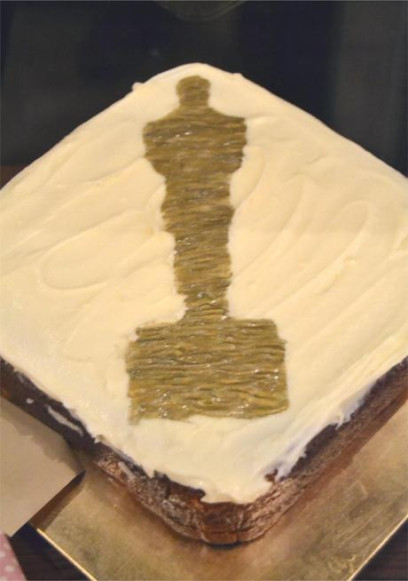Cake Club goes to the Oscars (almost!)