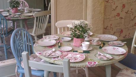 Stables Vintage Tea Room Chorley