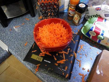 Carrot Cake Success!