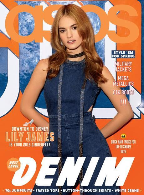 Asos April 2015 Magazine: Next Level Denim