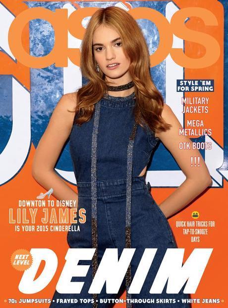 Asos April 2015 Magazine: Next Level Denim