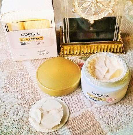L'Oreal Skin Perfect Anti-Fine Lines + Whitening Cream Review