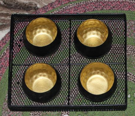 SSU Shopped   My Recent Finds Home Decor Finds (Floral Basket, Tray and Bowls, Alphabet Blocks, Candle Stand and More!)