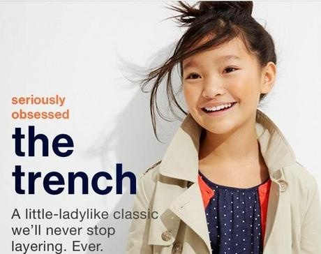 GAP Kids Collection Of Trench and Shorts Are Mothers' Delight!