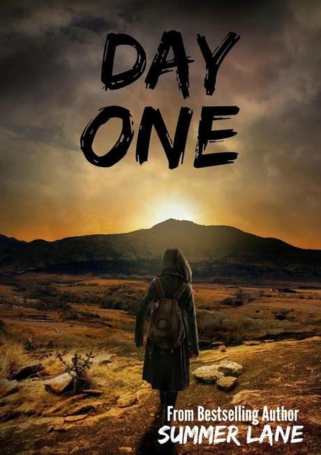 DAY ONE Cover Reveal and Release Date!