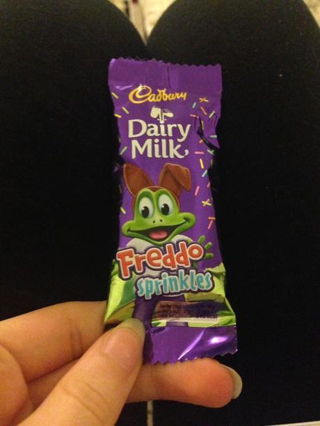 Cadburys Freddo Sprinkles
