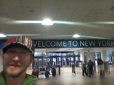 Back in New York City!!