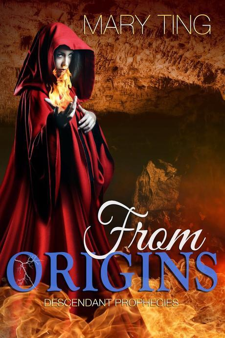 From the Origins by Mary Ping- Cover Reveal