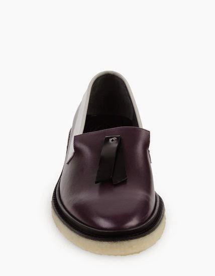Fair Weather Whimsy:  Adieu Loafer