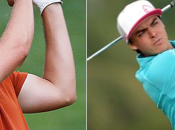 Five Golfers Major Breakthrough 2015 #golf