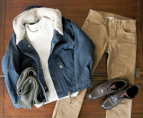 Don't Be Afraid of Shearling