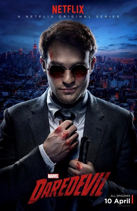 New Images and Poster Released for Daredevil TV Series