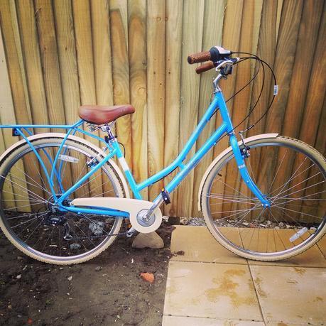 Pendleton Somerby Hybrid Bike