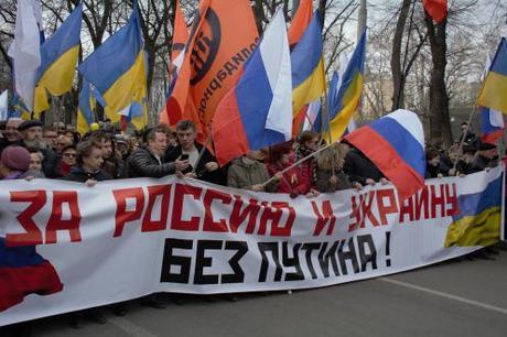 Boris Nemtsov Russia Ukraine without Putin 15 March 2014
