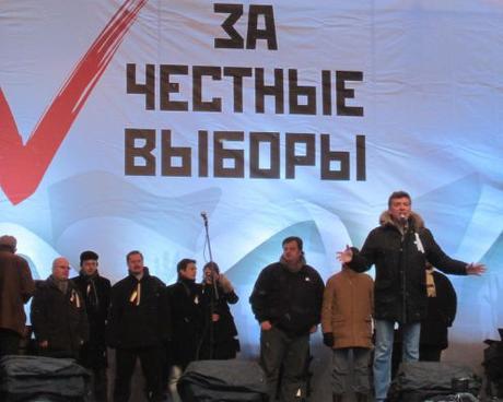 Boris Nemtsov 24 Dec 2011