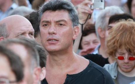 Opposition Boris Nemtsov