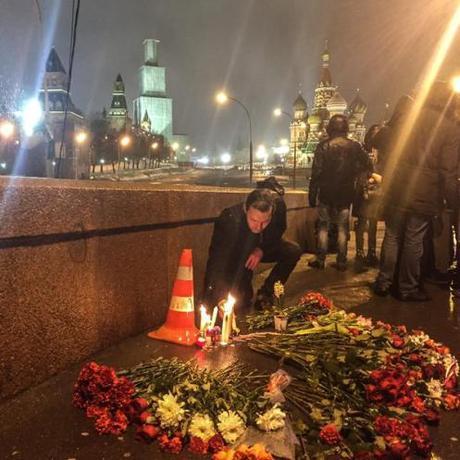 Boris Nemtsov Evgeny Feldman foto