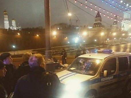 Boris Nemtsov killed 27 Feb 2015
