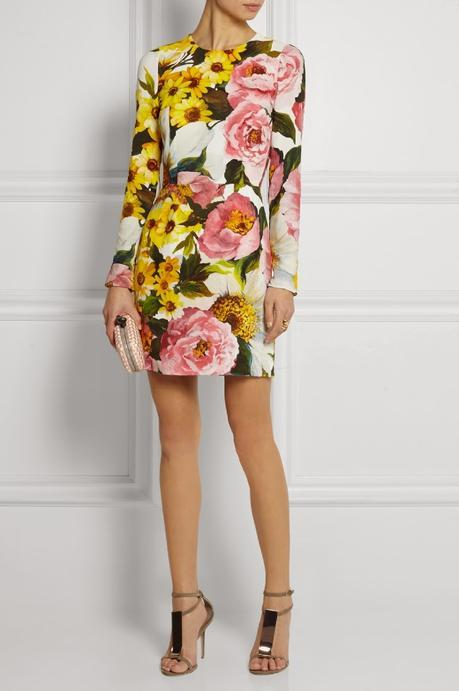 Shout Out Of The Day: Dolce & Gabbana Resort 2015 Capsule Collection For Net-A-Porter