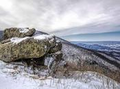 Shenandoah National Park Winter Views