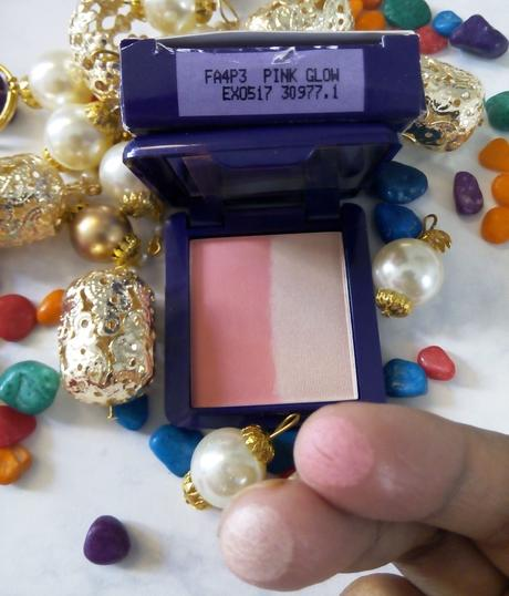 Oriflame TheONE Blush Review