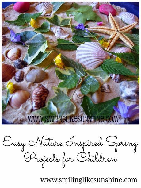 Easy Nature Inspired Spring Projects for Children:: Win 3 x $500