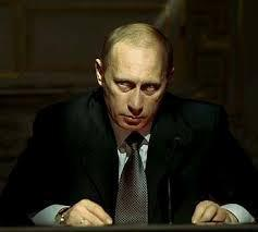 I am running out of evil Putin pictures for this blog