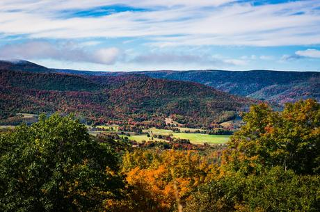Road Trip Planner for West Virginia Scenic Drives - Paperblog