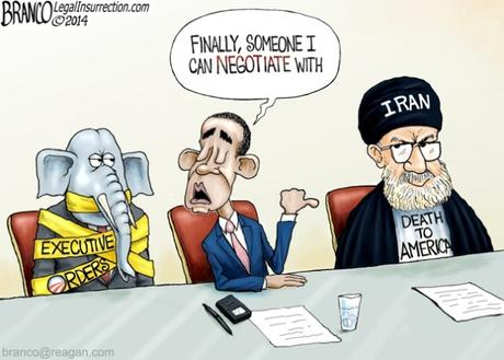 Branco Cartoon – America Held Hostage